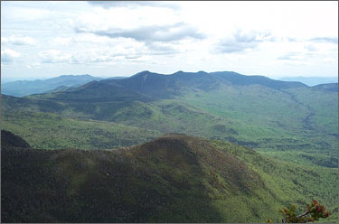 View from Mt. Osceola