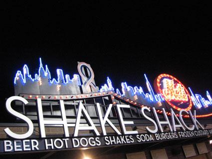 Shake Shack at Citi Field